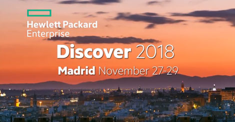 HPE Discover Madrid