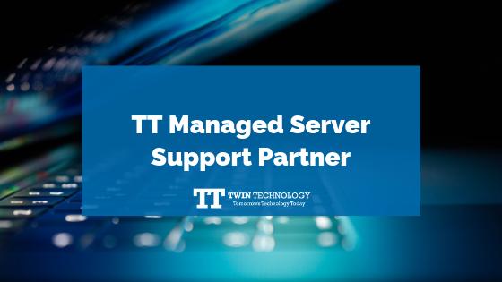 TT Managed Server Support Partner
